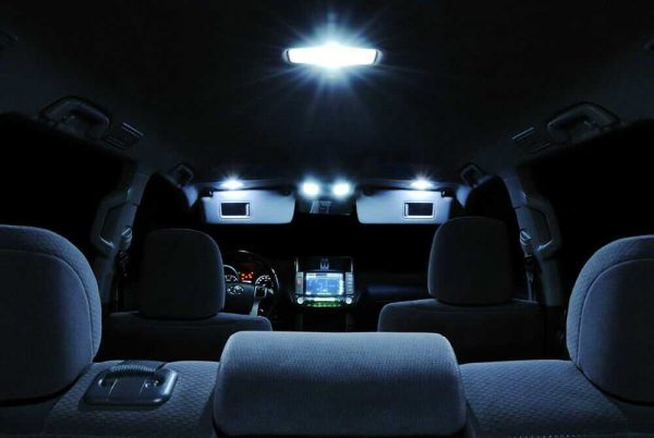 Bright White LED For GMC Jimmy 1995-2001 (14 Pieces) Cool 6000K Interior Light