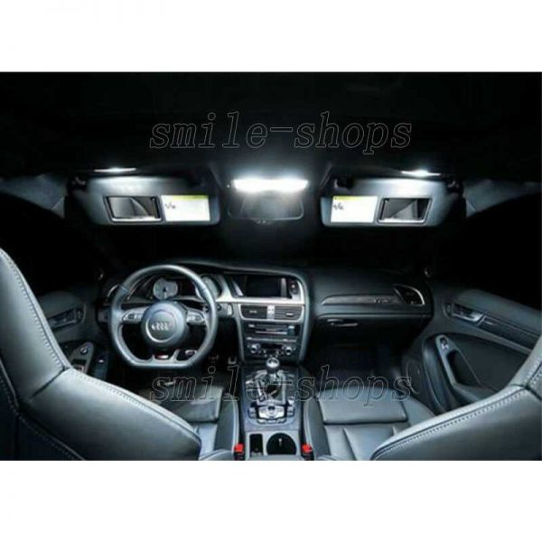 22×white Interior LED light package for BMW 3 Series E 92 Coupe (06-12)