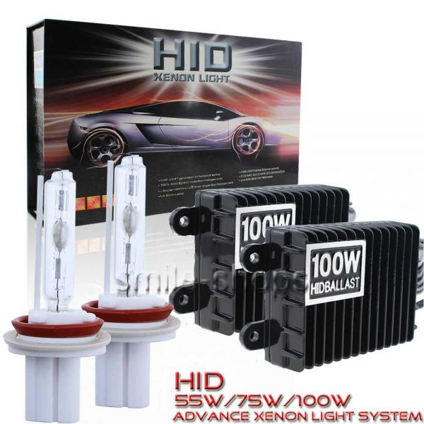 55W/75W/100W Xenon Lights HID Kit For 2002-2013 Chevrolet Avalanche 1500 2500