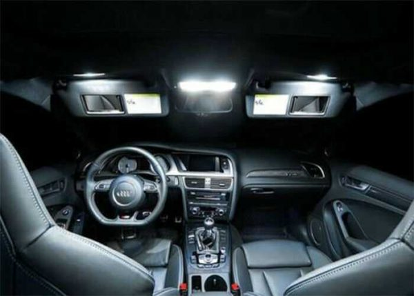 15x Bright 6000K LED Lights Interior Package For Lexus RX330 RX350 RX400h K125