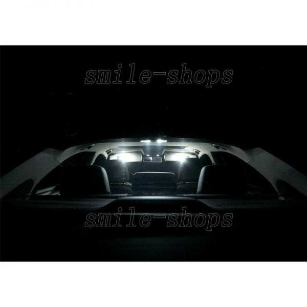 22×White LED Interior SMD Light Canbus for Mercedes Benz Eclass W211 2003-2009