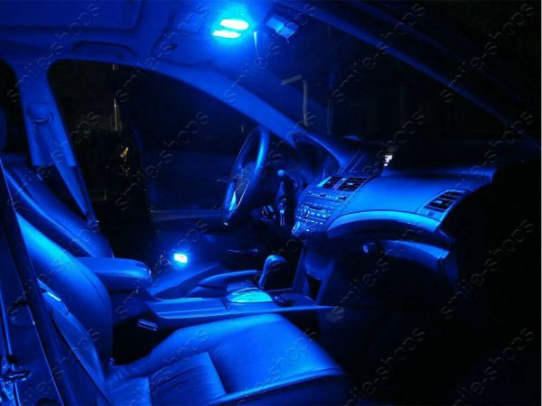 13Pcs Ultra Blue LED Interior Light Package Fit For 2007-2013 Chevy Avalanche